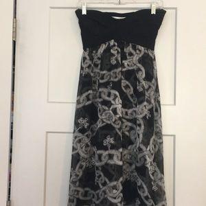 Diane von Furstenberg Strapless Dress